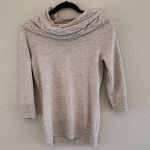 Small New York & Co cowl neck sweater